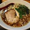 みやび屋 - 料理写真:醤油ラーメンです☆ 2020-0929訪問