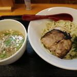 みやび屋 - 塩つけ麺です☆ 2020-0929訪問