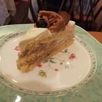 マリアサンク - マロンショートケーキ