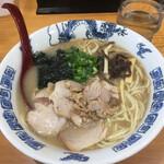 再来軒 - ラーメン (700円)