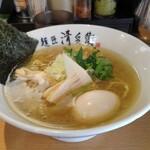 麺匠 清兵衛 - ラーメン