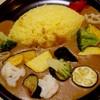 カレーハウス芳柳 - 料理写真:野菜のカレー