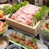 菜食酒庵 和左味 - 料理写真:有機・産直野菜、三元豚、卵…。上級食材で満たされてください