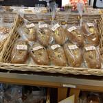 安曇野市加工・農産物販売センタ- - 料理写真:パン~☆