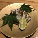 和食 二郎 - 太刀魚の塩焼き