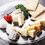 ガールズバー ルミエール - チーズ盛り合わせ