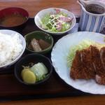 13783460 - チキンカツ定食(ランチ)