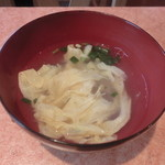 まめひろ - スープ