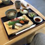 鮨の富よし - 料理写真: