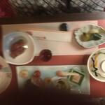 石和常磐ホテル - 料理写真: