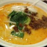 豆狸 - 坦々麺