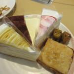 お祭り一番館 - デザート