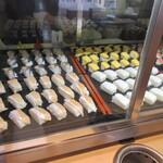お祭り一番館 - 寿司