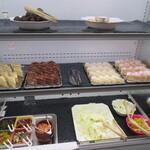 お祭り一番館 - デザート、果物など