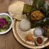 マロロガ バワン - 料理写真:ケララポーク定食