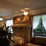 日光金谷ホテル - クラシックな内観