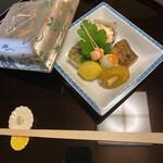 懐石 かみむら - 料理写真:前菜