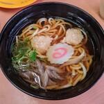 スシロー - 匠のまかない鶏ごぼうラーメン(330円+税)※笠原シェフ