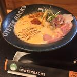 オイスターバックス - 赤牡蠣カプチーノ
