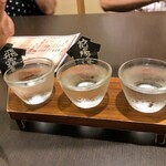 137858123 - あじめん浦和店 利き酒
