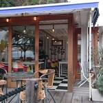 カフェ ペリペリ - コンテナ型カフェスペース
