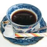 カフェ ペリペリ - ホットコーヒー