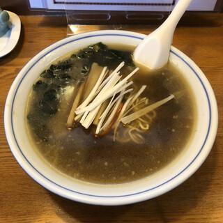 七味ラーメン - 料理写真:いしりラーメン