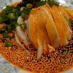 chuukashunsaimorimoto - よだれ鶏