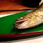 旬菜なんてん - 鮎塩焼き