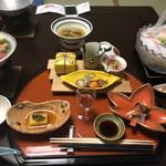 ホテルきよ水 - 料理写真: