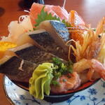 埼玉漁港 海鮮食堂 そうま水産 -