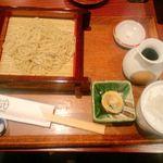 向島七福すずめの御宿 - 追っかけ蕎麦お好み二種 ¥1350