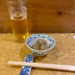 企久太 - 料理写真:お通し