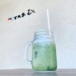 MUKU cafe - 日替わりスムージー・グリーン