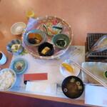 ホテル秘境の湯 - 朝食
