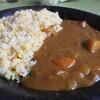 ソレイユ - 料理写真:インディアンカレー(850円)