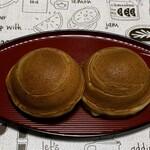 岡田のパンヂュウ - UFOの様な円盤状