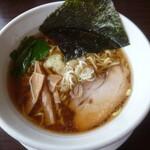 Kawasakiya - '20/10/04 焼きアゴ煮干醤油(700円+税)