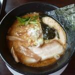 Kawasakiya - '20/10/04 焼きあご豚骨(730円+税)