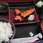 境川パーキングエリア (上り線) - 料理写真: