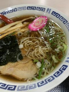 らーめん 丸美 春鶴 - 麺