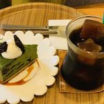 ブンかふぇ - 料理写真: