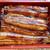 うなぎ亭 友栄 - 料理写真:上うな重、蓋を全開したTopView、鰻が綺麗にタレを纏い、艶々なその姿からも食欲がそそられます。