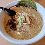 琉神 - 料理写真:味噌とんこつ