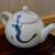 うなぎ亭 友栄 - その他写真:これはお茶を注ぐ、急須ではありません。
