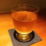 137896271 - ☆6.5自家製冷たい蕎麦茶