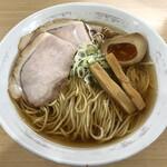 煮干鰮らーめん 圓 - 「煮干しらーめん」880円