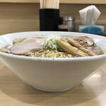 煮干鰮らーめん 圓 - 丼