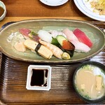 お食事処 淡海 - 料理写真: