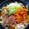 Taigaudon - 料理写真:肉きん並(500円+100円)
